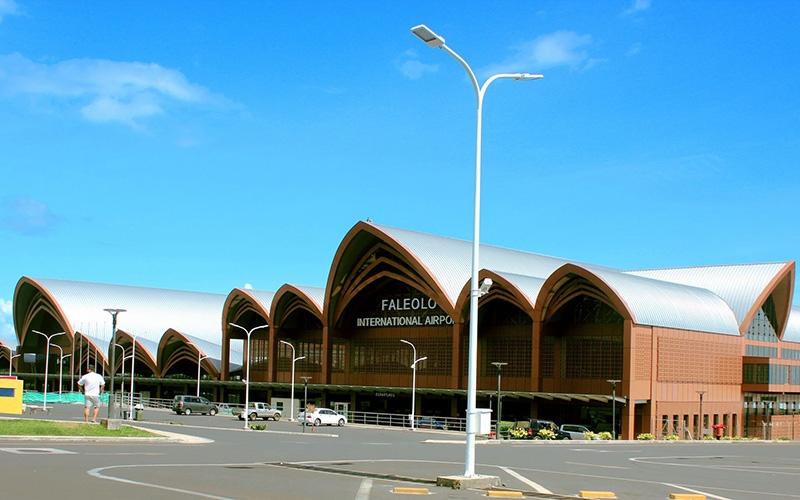 法莱奥洛国际机场
