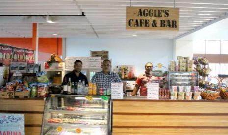 Aggie's 咖啡& 酒吧